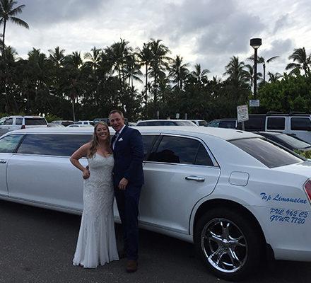Honolulu Wedding Limo Services
