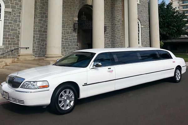 Honolulu Limo Service Stretch Lincoln